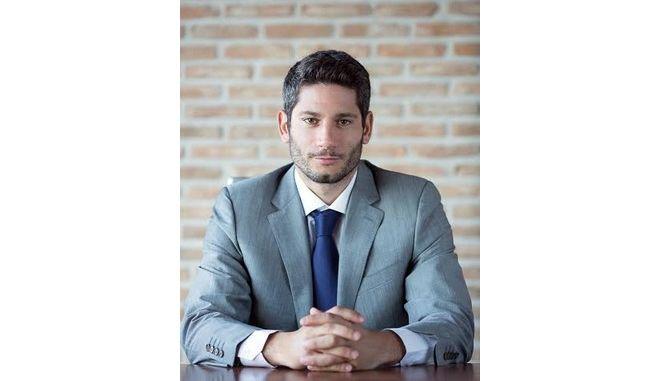 Ο επιχειρηματίας Βύρων Βασιλειάδης, είναι ο Young Global Leader 2016