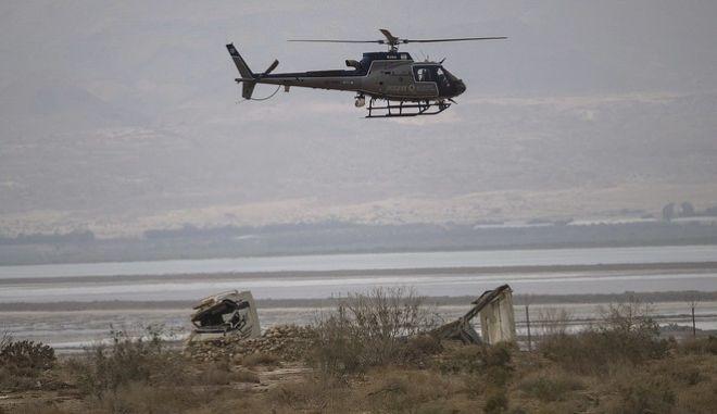ελικόπτερο - Φωτό αρχείου