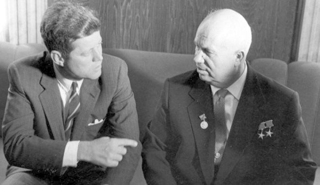 Τζον Κένεντι: Η εξωτερική πολιτική ενός προέδρου με πυγμή
