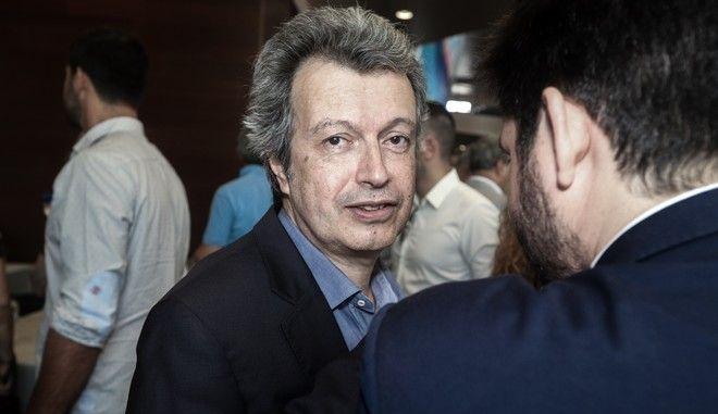 Ο Πέτρος Τατσόπουλος