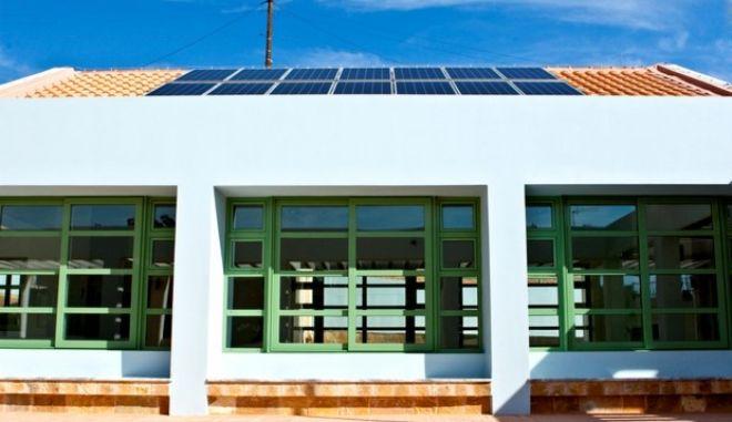 Ανοίγει τις πόρτες του το πρώτο βιοκλιματικό σχολείο στη Θεσσαλονίκη
