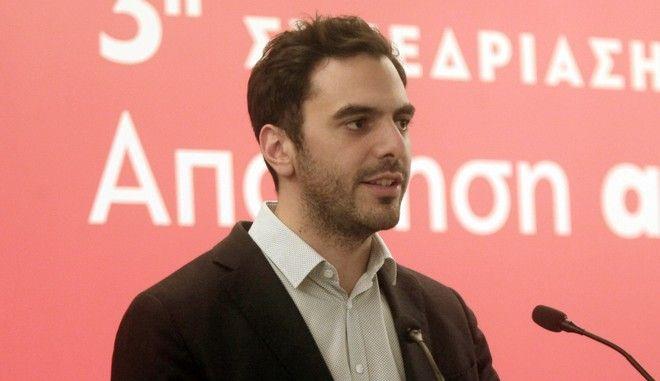 O Γραμματέας στο ΚΙΝΑΛ, Μανόλης Χριστοδουλάκης