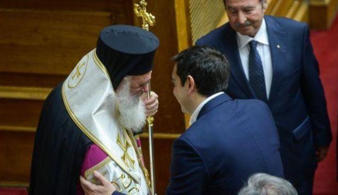 Η Ένωση Αθέων στέλνει στα κόμματα πρόταση για διαχωρισμό κράτους-Εκκλησίας