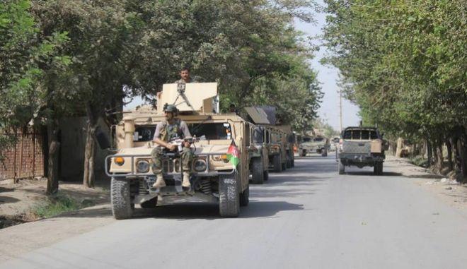 Μαχητές των Ταλιμπάν στο Αφγανιστάν