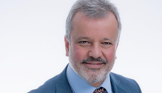 O Γενικός Διεθυντής της Hewlett Packard Enterprise για Ελλάδα και Κύπρο, κ. Μιχάλη Κασσιμιώτη