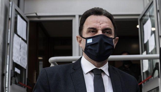 Ο υφυπουργός Ψηφιακής Διακυβέρνησης κ. Γιώργος Γεωργαντάς.