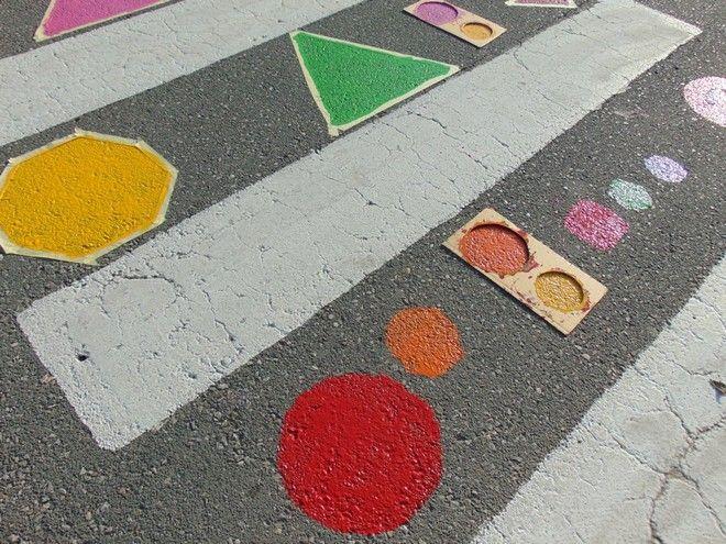 Γρεβενά: Χρώμα και φαντασία στις διαβάσεις πεζών