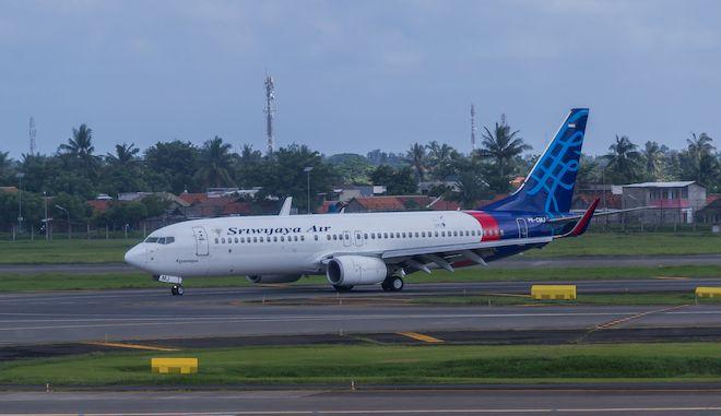 Ινδονησία: Συνετρίβη αεροσκάφος της Sriwijaya Air με πάνω από 50 επιβάτες