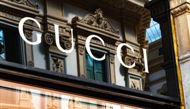 Ο οίκος Gucci