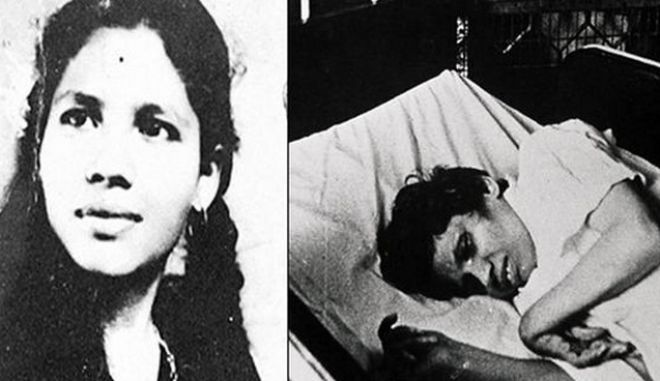 Ινδία: Απεβίωσε νοσοκόμα που είχε πέσει σε κώμα για 42 χρόνια μετά τον άγριο βιασμό της