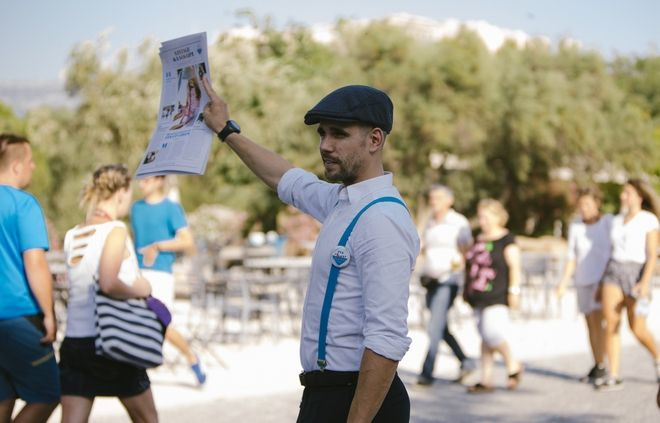 Μια βόλτα στην Αθήνα μας θύμισε πως το retro είναι πάντα επίκαιρο