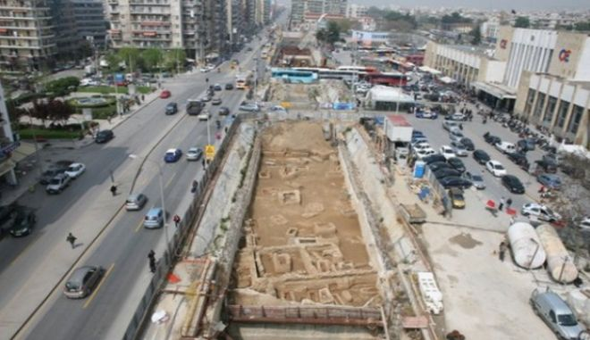 Σπίρτζης: Ξαναρχίζουν τα έργα για το Μετρό Θεσσαλονίκης