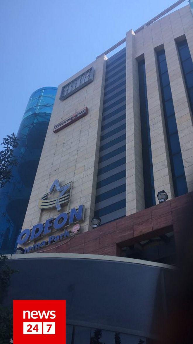 Το έρημο Odeon Starcity