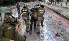 Αστυνομική βία στις διαδηλώσεις στη Χιλή