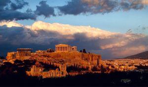 Φωτό αρχείου: Αλλαγή του καιρού, στιγμιότυπο από την Αθήνα