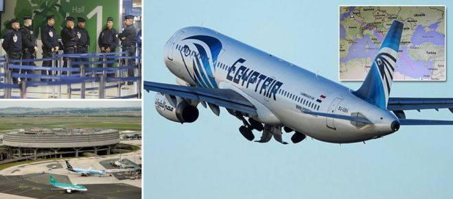 Airbus της EgyptAir: Θρίλερ με τα συντρίμμια του αεροσκάφους