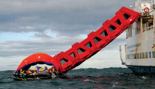 Μέτρα ασφαλείας στο πλοίο που καταστρέφει τα χημικά της Συρίας, ανοιχτά της Κρήτης