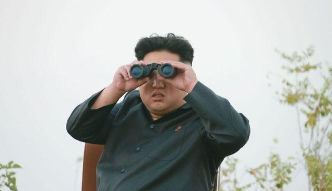 O Κιμ το ξέρει; Βορειοκορεάτης στρατιώτης λιποτάκτησε στο νότο