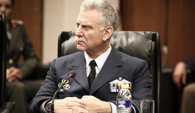 O νέος Α/ΓΕΕΘΑ ο Αντιπτέραρχος Χρήστος Χριστοδούλου