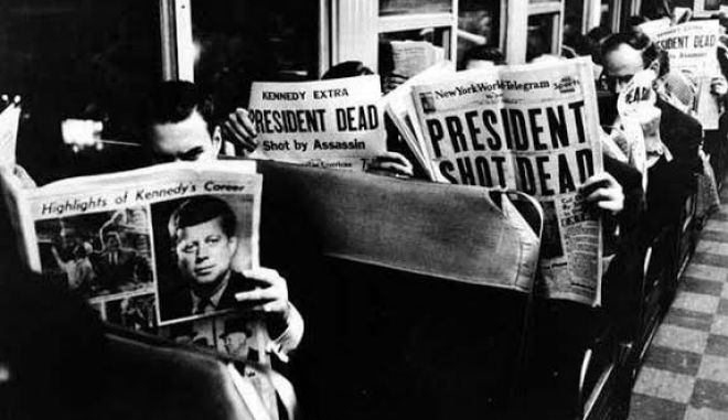 Φάκελος JFK: Ό,τι αρχίζει με Μαφία, τελειώνει με φόνο