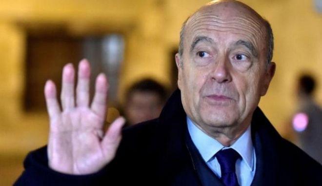 Ο Αλέν Ζιπέ δεν θα είναι υποψήφιος στις γαλλικές προεδρικές εκλογές