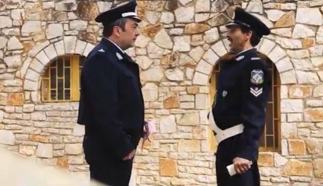 Το ξεκαρδιστικό βίντεο της ΕΛ.ΑΣ. για την οδική ασφάλεια με ευχές για το Πάσχα