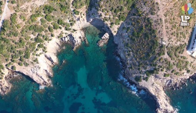 """Τσίου: """"Ο κρυφός παράδεισος της Λαυρεωτικής"""" απέχει 45 λεπτά από την Αθήνα"""