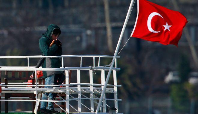 Ferry στην Τουρκία (AP Photo/Emrah Gurel)