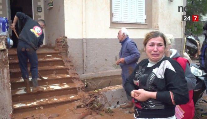 Χείμαρροι οργής για τον 'υγρό τάφο' στην Μάνδρα