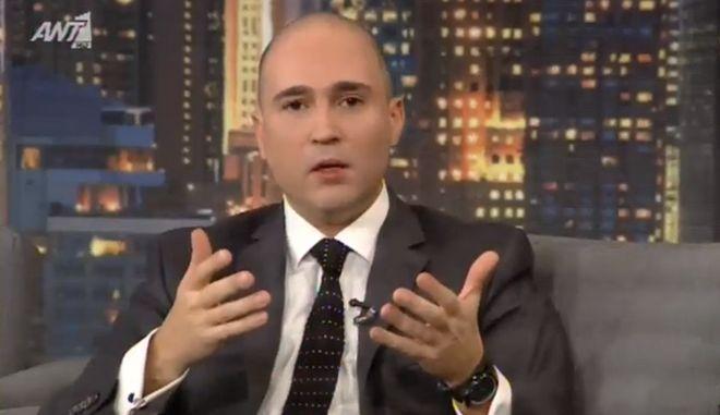 Και επίσημα εκτός ψηφοδελτίων ΝΔ ο Μπογδάνος- Σπυράκη: Ξένες συμπεριφορές προς τη ΝΔ