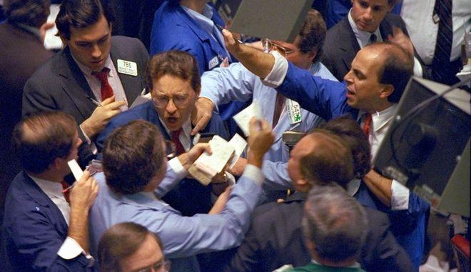 """""""Μαύρη Δευτέρα"""": Σαν σήμερα το 1987 η πρώτη σύγχρονη παγκόσμια οικονομική κρίση"""