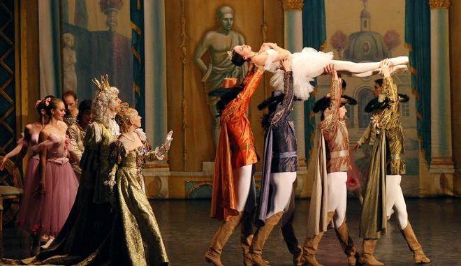 """Διαγωνισμός """"ROYAL MOSCOW BALLET"""" The Moscow Crown of Russian Ballet"""