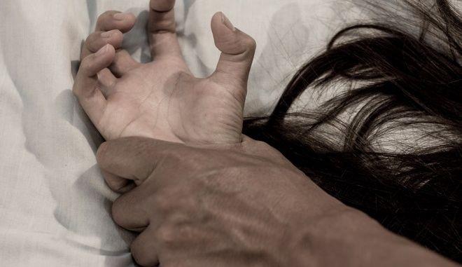 Θύτης και θύμα βιασμού