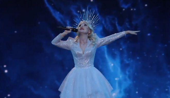 "Eurovision 2019: Η ""ιπτάμενη"" τραγουδίστρια της Αυστραλίας καθήλωσε το κοινό"