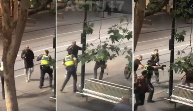 Μελβούρνη: Σοκαριστικά βίντεο από την επίθεση με μαχαίρι