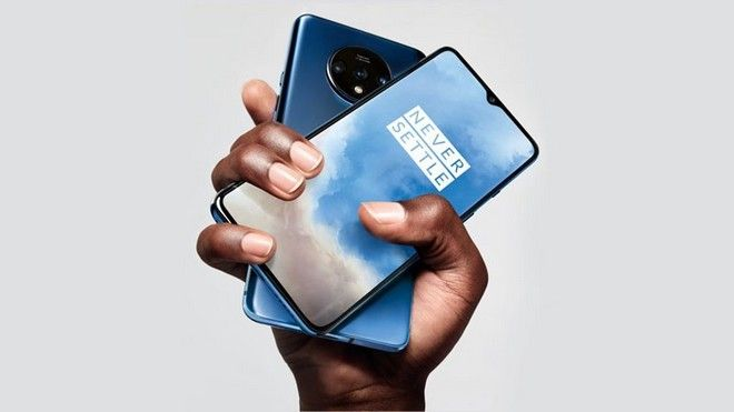 OnePlus 7T: Επίσημα με οθόνη 90Hz Fluid Display και το πρώτο με Android 10