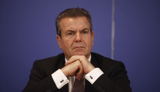 Ο υφυπουργός Εργασίας Τάσος Πετρόπουλος