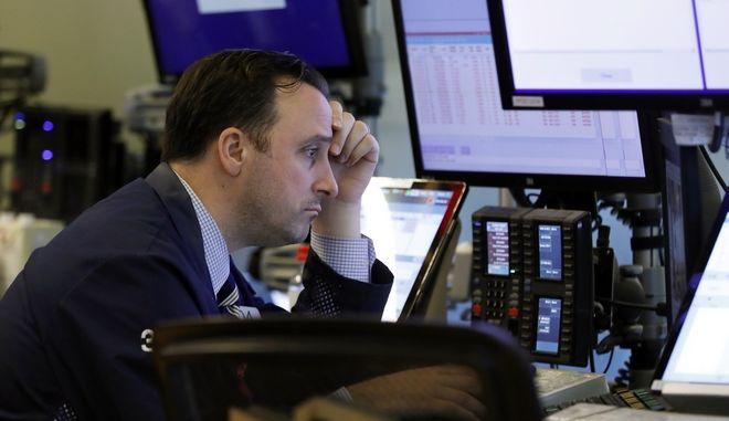 Εικόνα από το Χρηματιστήριο της Νέας Υόρκης
