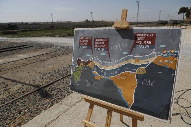 Η Τουρκία σφυροκοπά τους Κούρδους