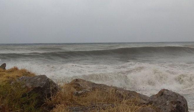 Ο κυκλώνας Ζορμπάς στην Καλαμάτα