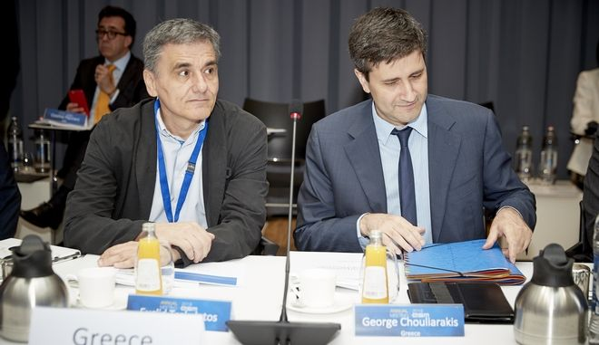 Στιγμιότυπο από συνεδρίαση του ESM