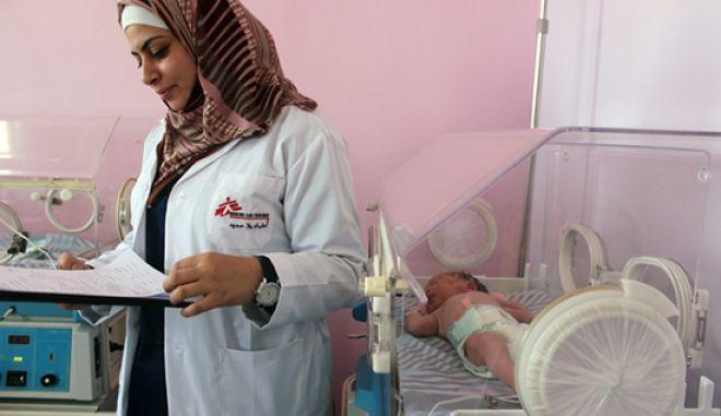 Συρία: Έκκληση για προστασία των νοσοκομειακών εγκαταστάσεων