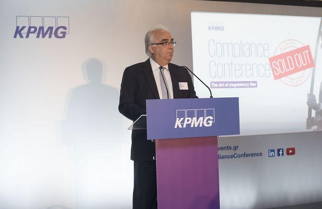 Βαγγέλης Αποστολάκης, αντιπρόεδρος KPMG