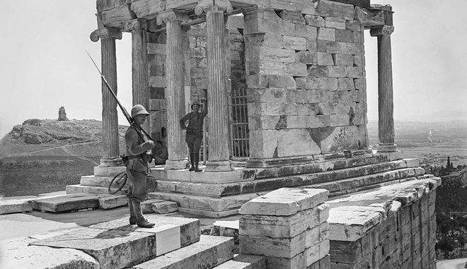 9 - Εντυπωσιακό βίντεο: Η Αθήνα πριν από 100 χρόνια σε 3D απεικόνιση -