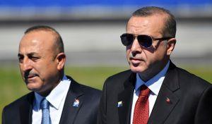 Φωτό αρχείου: Ερντογάν και Τσαβούσογλου