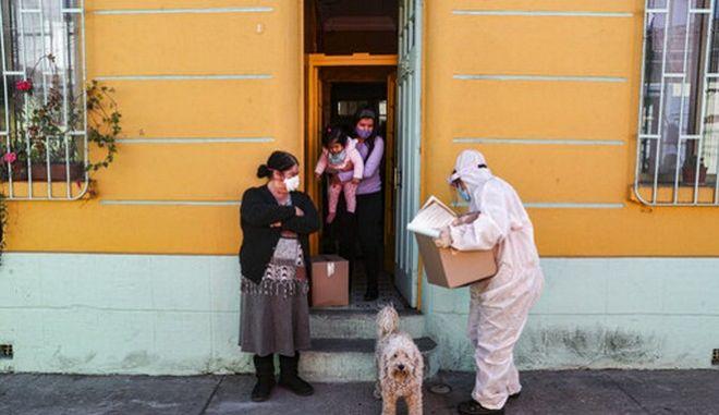 Κορονοϊός στη Χιλή