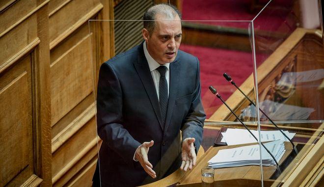 Ο Κυριάκος Βελόπουλος.
