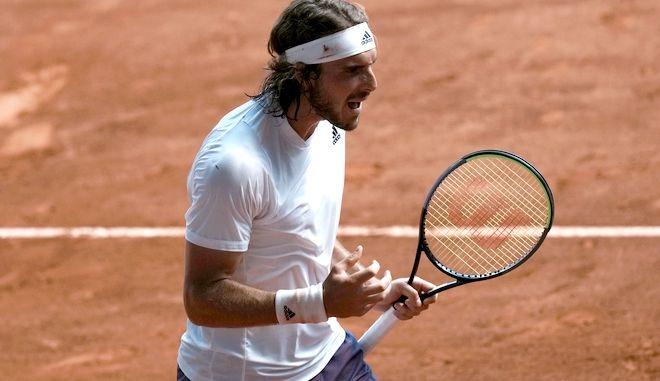Ο Στέφανος Τσιτσιπάς στον τελικό του Roland Garros - Απέκλεισε τον Ζβέρεφ