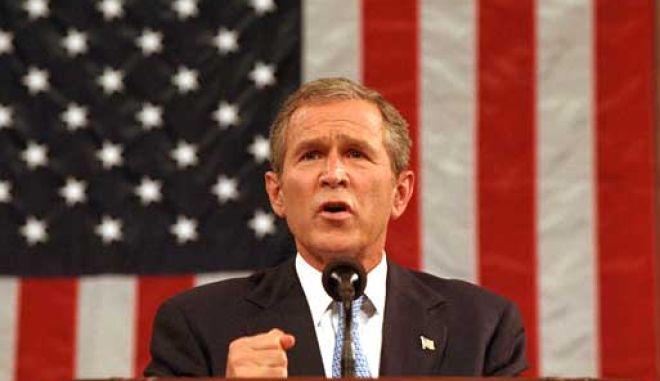 Τζορτζ Μπους: Αυτό που μου λείπει περισσότερο από το Λευκό Οίκο είναι να είμαι αρχιστράτηγος