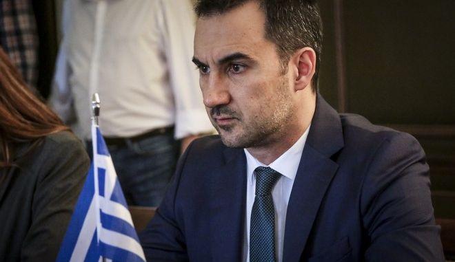 Αλέξης Χαρίτσης, εκπρόσωπος τύπου ΣΥΡΙΖΑ